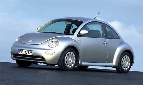 VW-Beetle-Silver