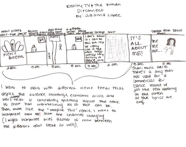 Remix Storyboard