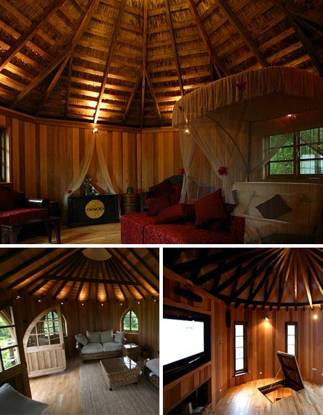 Tree houses let 39 s get visual visual for Inside treehouse ideas