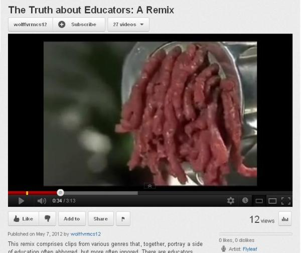 The Truth about Educators: A Remix